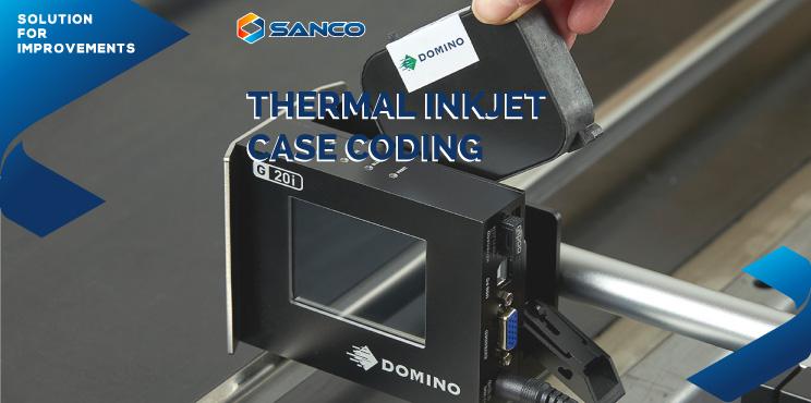 Thermal-Inkjet-Case-Coding